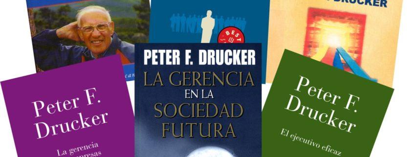 Libros Peter Drucker