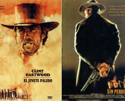 Clint Eastwood 4 pelis