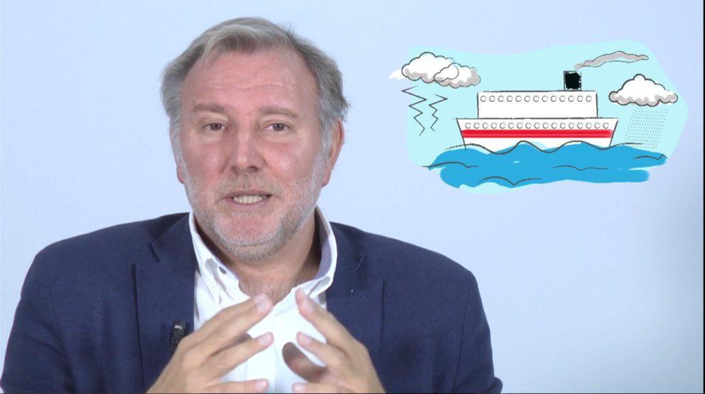 Carátula historia crucero