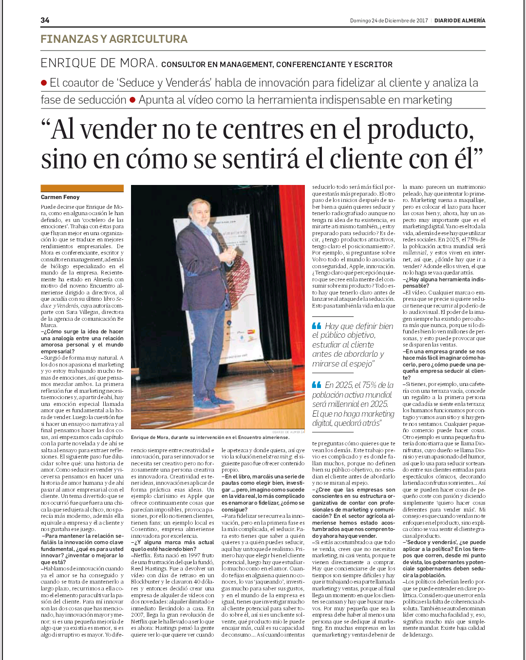 Diario de Almería dic 2017