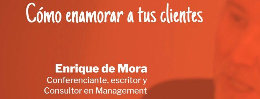 Tip de Management Carátula Cómo enamorar a tus clientes