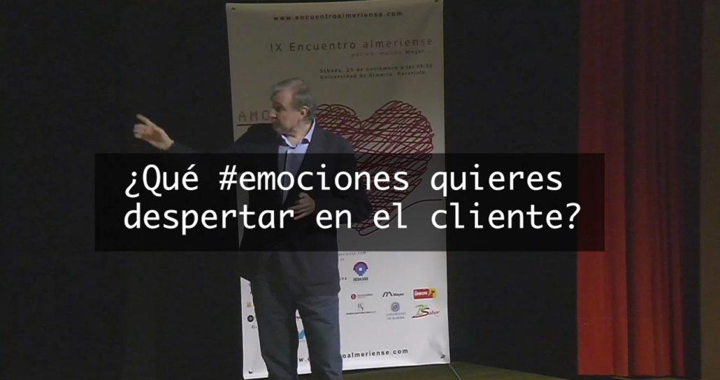 Carátula extracto conferencia Encuentro Almeriense
