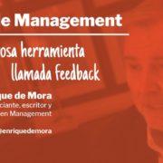 Esa poderosa herramienta llamada feedback carátula Tip de Management